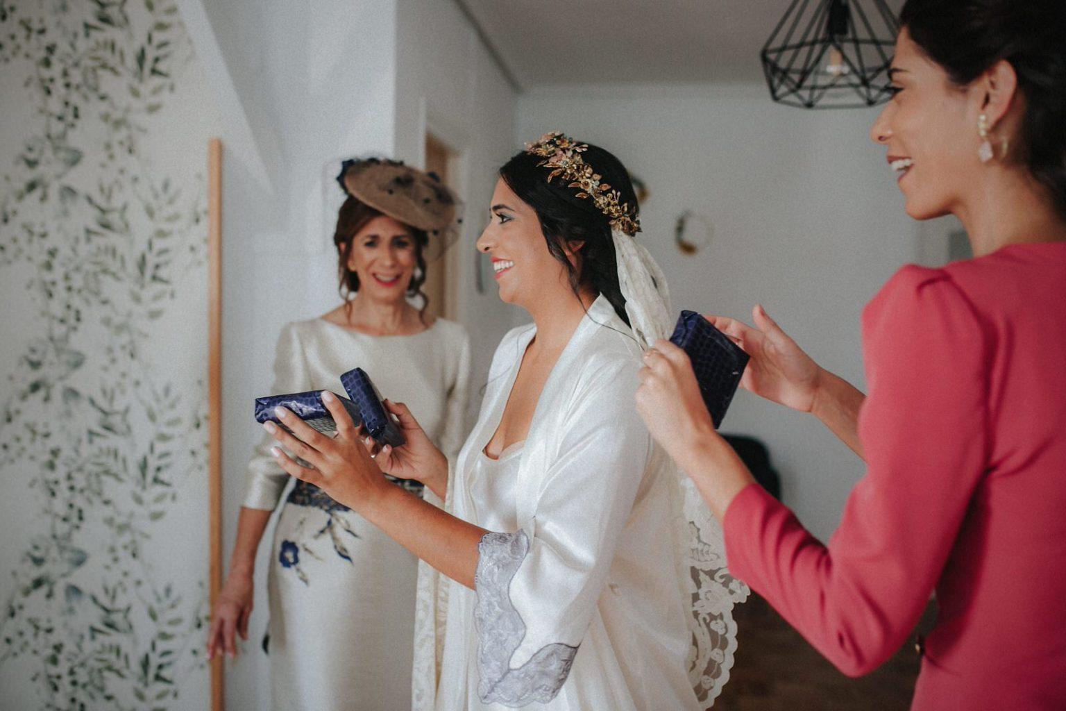 fotógrafo boda en el campo