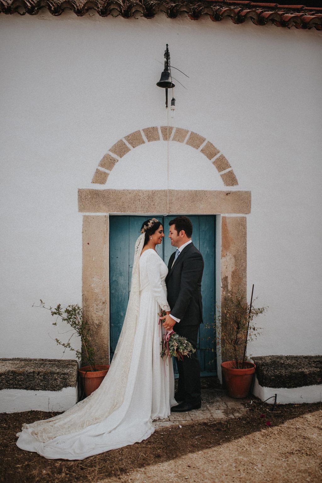 fotógrafo boda en el campo-Reportaje de boda intimo, diferente, natural. Boda Extremadura