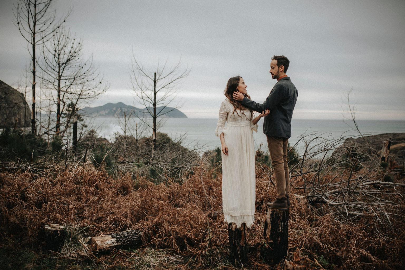 boda en Bilbao-Reportaje de boda intimo, diferente, natural, fotógrafo de boda